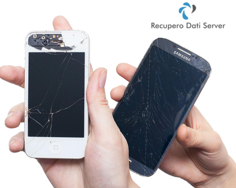 Recupero Dati Smartphone e Iphone